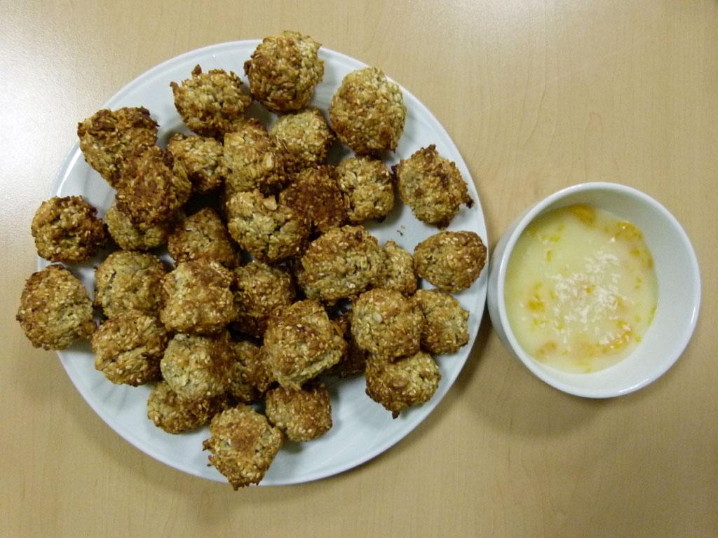 Müsli-Vollkorn-Kekse